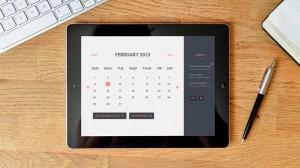 January-April 2015 Calendar