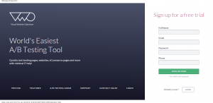 Visual Website Optimizer v3