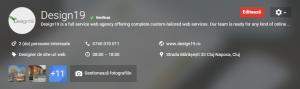 magange photos dashboard Google+