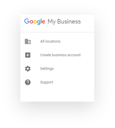 Create a Business Account in Google My Business