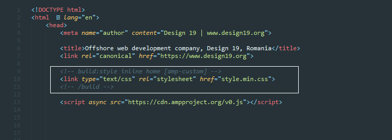 The style.min.css link